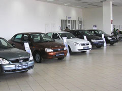 Продажи автомобилей LADA в России выросли на 48% | CityTraffic