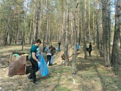 Школьники Тольятти сделали город чище | CityTraffic