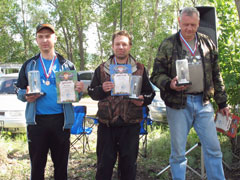 В Тольятти состоялся рыболовный турнир «Золотой поплавок-2011»
