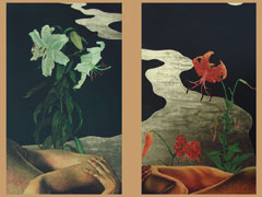 Тольяттинский художественный музей представляет выставку «Повесть оГэндзи»
