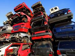 В России завершилась программа утилизации автомобилей