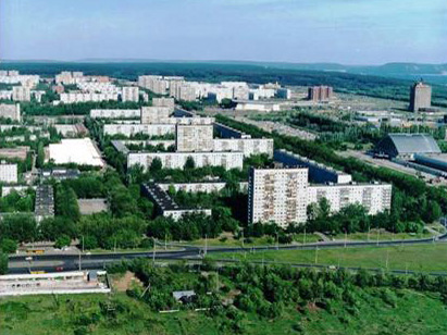 Тольятти вошел вчисло победителей конкурса «ЭкоЛидер-2010»