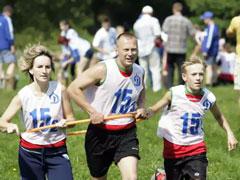 На спортивных площадках Тольятти пройдут «Семейные старты-2011»