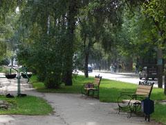 О планах развития Центральной площади ипарка Центрального района станет известно уже вконце этого года