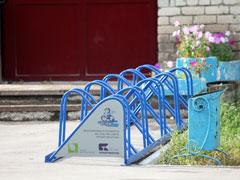 В Тольятти завершена установка велопарковок | CityTraffic