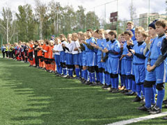 В Тольятти завершился открытый детско-юношеский фестиваль футбола | CityTraffic