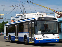 В связи спогодными условиями изменены схемы движения троллейбусных маршрутов № 22 и №57