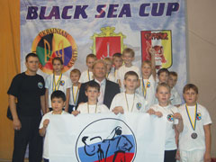 Тольяттинские каратисты достойно выступили на международных турнирах