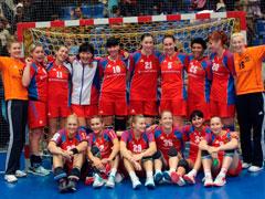 Тольяттинские гандболистки в составе сборной России победили команду Польши | CityTraffic