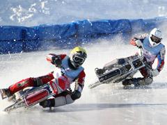 Выиграй билеты на Чемпионат России по ледовому спидвею!   CityTraffic