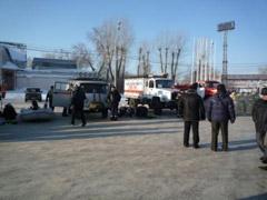 Мэрия Тольятти проверила готовность города кчрезвычайным ситуациям
