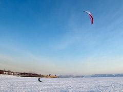Участники марафона «Жигулевское Море-012» ждут ветра | CityTraffic