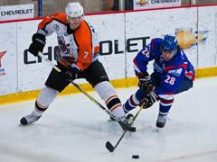 В очередном матче чемпионата ВХЛ «Лада» уступила «Спутнику» из Нижнего Тагила | CityTraffic