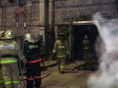 На Тольяттинском судоремонтном заводе произошел взрыв | CityTraffic