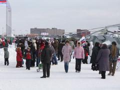 «Полевую кухню Авторадио» посетило 20 тысяч тольяттинцев