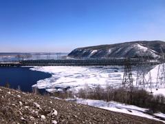 Жигулевская ГЭС готовится кполоводью