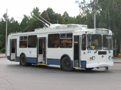В Тольятти появится троллейбус с исторической экскурсией по городу | CityTraffic