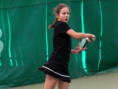 Очередного международного успеха добилась юная тольяттинская теннисистка Дарья Касаткина