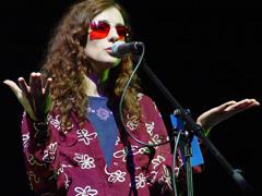 Загадочная звезда российской рок-сцены Ольга Арефьева выступит на сцене филармонии