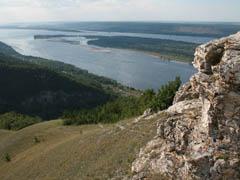 В Жигулевском заповеднике открылся новый маршрут «Стрельная гора»