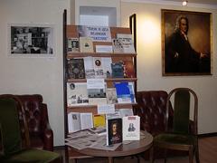Вечером 29 мая вЛитературной гостиной библиотеки Автограда состоится лекция на тему «Инфографика какжанр»