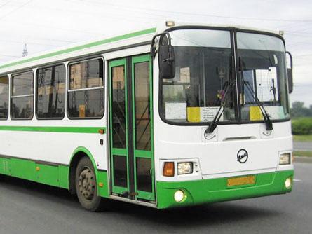 Информация оработе пассажирского транспорта на Троицкую родительскую субботу