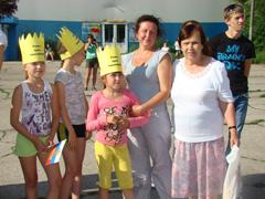 На прошедших выходных состоялся спортивный праздник «Семейные старты» для семей городского округа Тольятти
