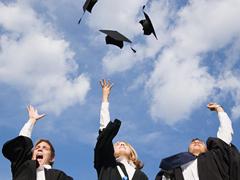 29 июня будут проходить шествия выпускников высших учебных заведений