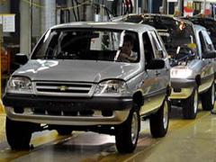 Джи Эм—АВТОВАЗ объявил оновом инвестиционном проекте по организации производства нового поколения Chevrolet NIVA