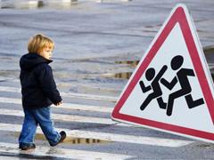 С начала текущего года вТольятти врезультате ДТП пострадали 153 ребенка