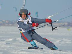 Чемпионат России по зимнему кайту | CityTraffic