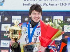 Юниор тольяттинской «Мега-Лады» стал Чемпионом Европы