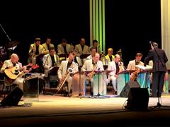 28 февраля Джаз-оркестру тольяттинской филармонии исполняется 15лет