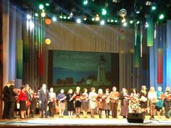 На прошлой неделе в ДКиТе состоялось торжественное мероприятие, посвященное дню работника культуры   CityTraffic