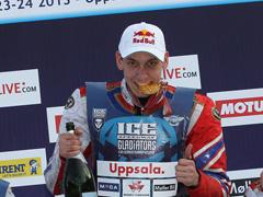 Даниил Иванов стал победителем Личного Чемпионата Мира по мотогонкам на льду