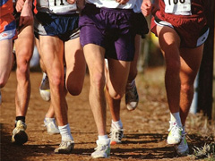 21 апреля движение по некоторым улицам города будет перекрыто всвязи спроведением соревнований по марафонскому бегу