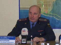 Руководители ГИБДД подвели итоги деятельности подразделения за 1квартал 2013 года