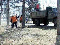 27 и28 апреля добровольцы приглашаются на уборку территорий города