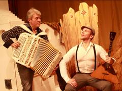 25 апреля Тольяттинская филармония приглашает на закрытие XI Международного фестиваля «Виват, баян!»