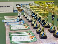 Тольяттинская теннисная школа вочередной раз доказала статус сильнейшей вПоволжье