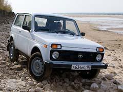 АВТОВАЗ продолжает модернизацию автомобиля LADA 4х4