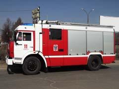 1 июня состоится выставка пожарного испасательного оборудования