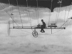 В краеведческом музее будет показан черно-белый фантастический фильм