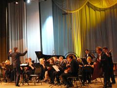 Русский оркестр Тольяттинской филармонии суспехом выступил вБолгарии