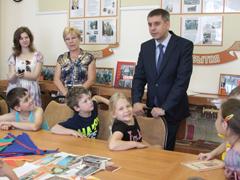 Сергей Андреев оценил ход работы летней оздоровительной кампании длядетей