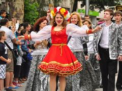 Русский оркестр Тольяттинской филармонии вБолгарии