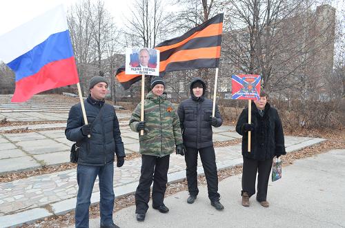 В Тольятти прошел митинг в поддержку Владимира Путина и суверенитета России (видео) | CityTraffic