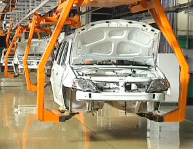 На металлургическое производство АВТОВАЗа завозят новое оборудование | CityTraffic