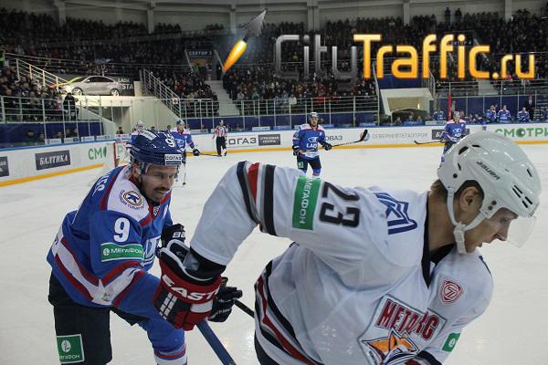 Магнитогорские хоккеисты не позволили обыграть себя в Тольятти дважды (видео) | CityTraffic
