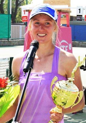 Тольяттинская теннисистка выступит на турнире Israel Womens tournament in memory of Vanessa Phillips